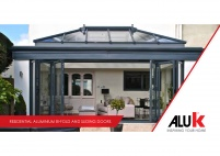 Residential Aluminium Bi-Fold and Sliding Doors